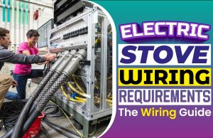 Electric Stove Wiring Requirements