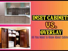 Inset Cabinets Vs. Overlay