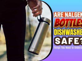 Are Nalgene Bottles Dishwasher Safe.