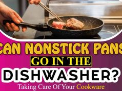 Can Nonstick Pans Go In The Dishwasher