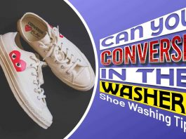 Can You Put Converse In The Washer