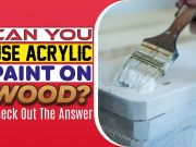 Can You Use Acrylic Paint On Wood