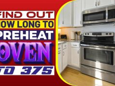 Find Out How Long To Preheat Oven To 375