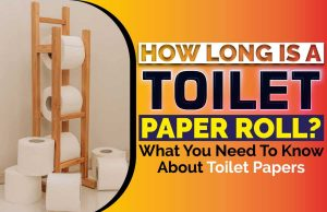 How Long Is A Toilet Paper Roll