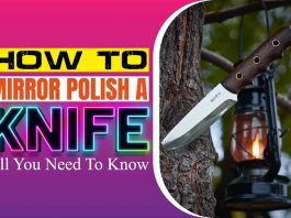 How to Mirror Polish a Knife