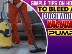 Simple Tips On How To Bleed A Clutch With A Vacuum Pump