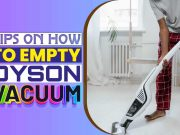 Tips On How To Empty Dyson Vacuum