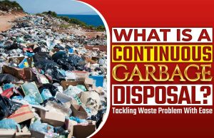 What Is A Continuous Garbage Disposal