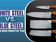 White Steel vs. Blue Steel